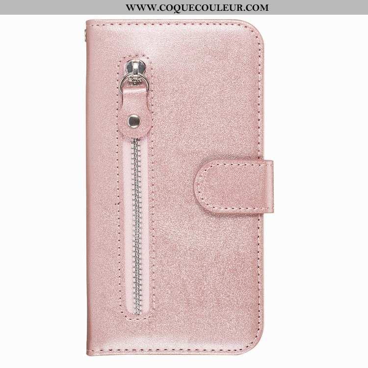 Housse Samsung Galaxy A60 Cuir Protection Téléphone Portable, Étui Samsung Galaxy A60 Modèle Fleurie