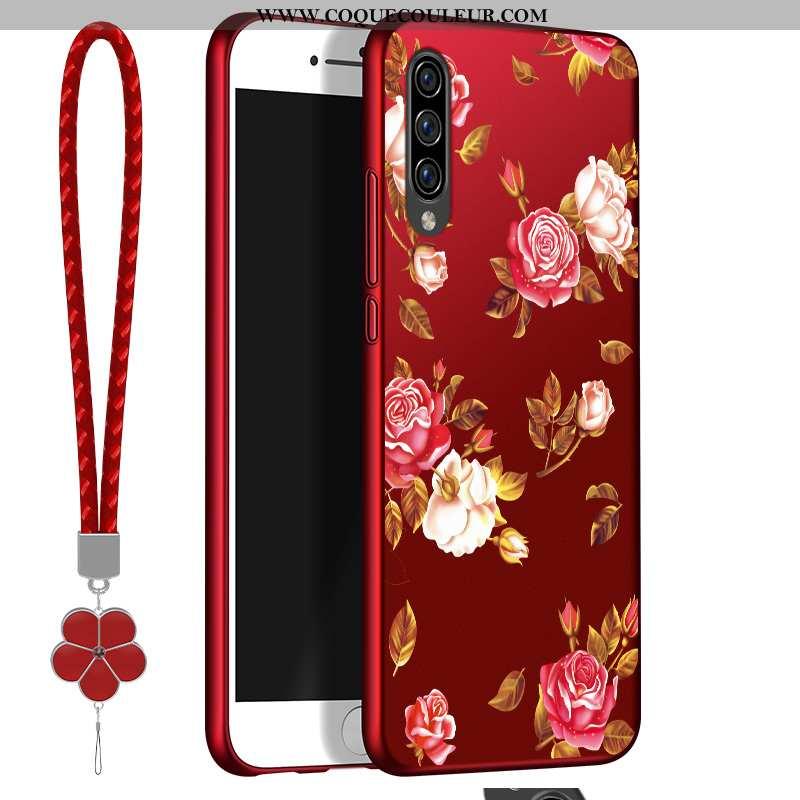 Étui Samsung Galaxy A70 Silicone Personnalité Téléphone Portable, Coque Samsung Galaxy A70 Protectio