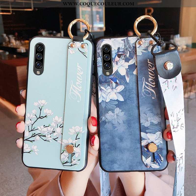 Coque Samsung Galaxy A70 Tendance Téléphone Portable Incassable, Housse Samsung Galaxy A70 Silicone