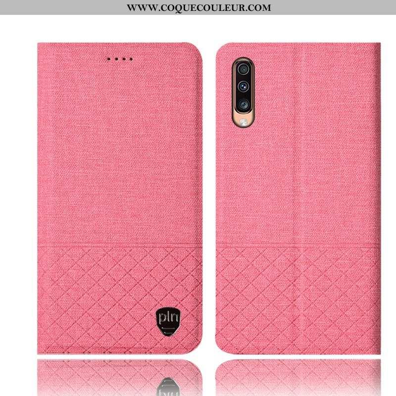 Étui Samsung Galaxy A70s Cuir Tout Compris Téléphone Portable, Coque Samsung Galaxy A70s Protection