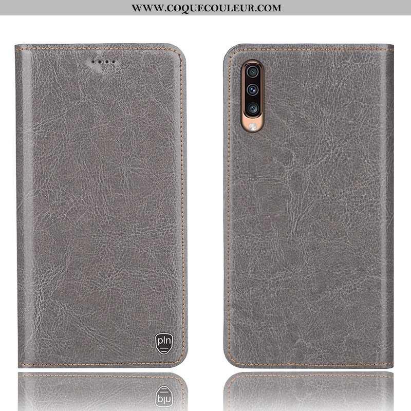 Coque Samsung Galaxy A70s Modèle Fleurie Housse Incassable, Samsung Galaxy A70s Protection Téléphone