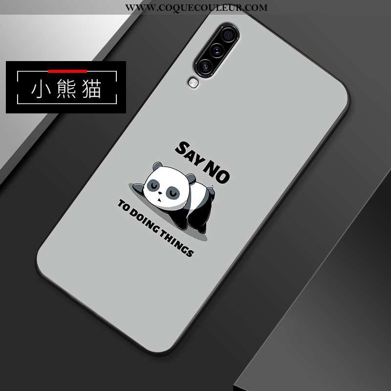 Étui Samsung Galaxy A70s Silicone Tout Compris Incassable, Coque Samsung Galaxy A70s Délavé En Daim