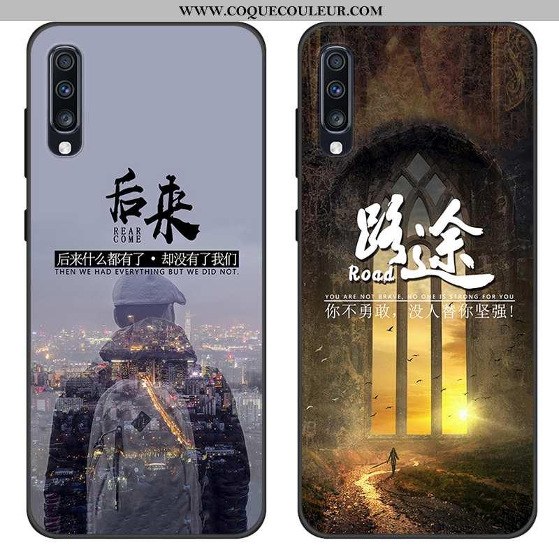 Étui Samsung Galaxy A70s Protection Coque Tout Compris, Samsung Galaxy A70s Tendance Téléphone Porta
