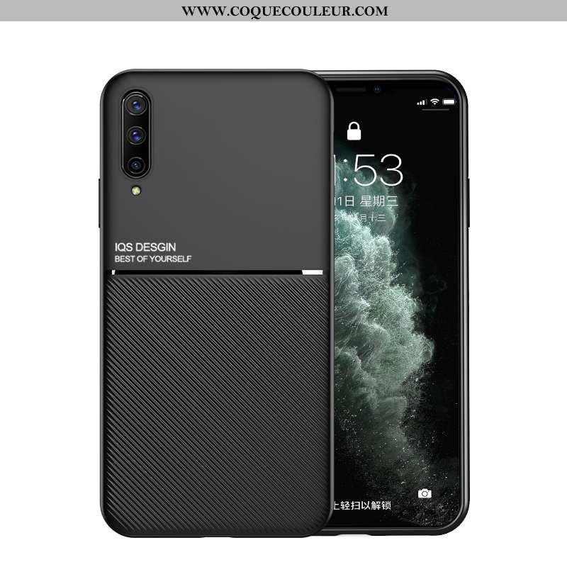 Étui Samsung Galaxy A70s Légère Étoile Net Rouge, Coque Samsung Galaxy A70s Fluide Doux Antidérapant