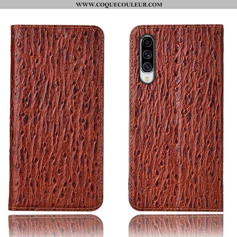 Coque Samsung Galaxy A70s Protection Incassable Téléphone Portable, Housse Samsung Galaxy A70s Cuir