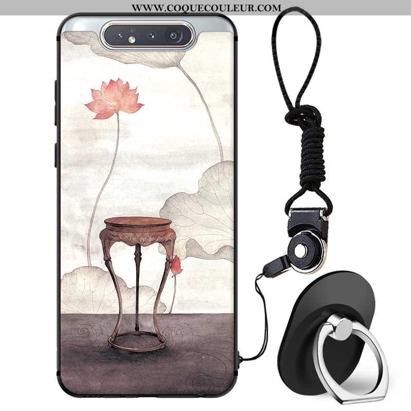 Housse Samsung Galaxy A80 Protection Téléphone Portable Coque, Étui Samsung Galaxy A80 Silicone Tout