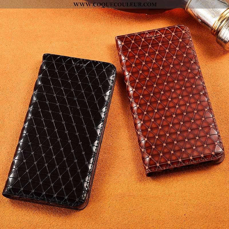 Coque Samsung Galaxy A8s Fluide Doux Incassable Étoile, Housse Samsung Galaxy A8s Silicone 2020 Noir