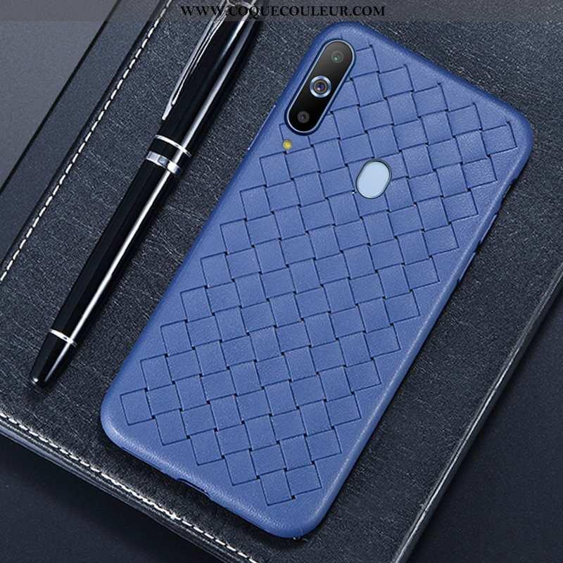 Housse Samsung Galaxy A8s Fluide Doux Bordure Incassable, Étui Samsung Galaxy A8s Personnalité Coque