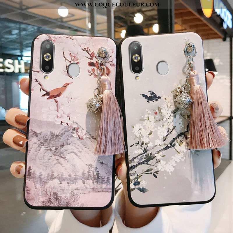 Étui Samsung Galaxy A8s Protection Silicone Incassable, Coque Samsung Galaxy A8s Créatif Téléphone P