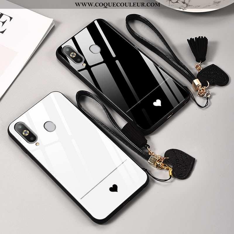 Coque Samsung Galaxy A8s Ornements Suspendus Silicone Étoile, Housse Samsung Galaxy A8s Personnalité