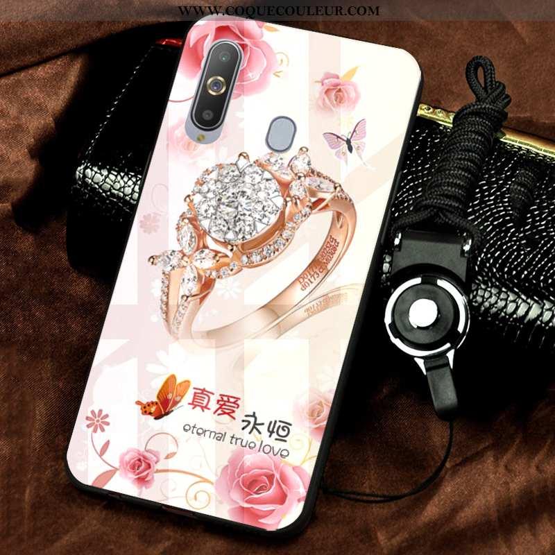 Housse Samsung Galaxy A8s Personnalité Coque Incassable, Étui Samsung Galaxy A8s Tendance Tempérer R