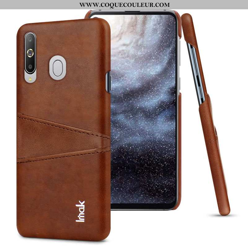 Étui Samsung Galaxy A8s Modèle Fleurie Étoile Étui, Coque Samsung Galaxy A8s Protection Incassable M