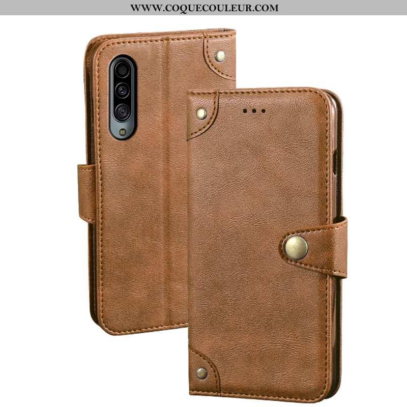 Coque Samsung Galaxy A90 5g Portefeuille Étui Coque, Housse Samsung Galaxy A90 5g Cuir Protection Kh