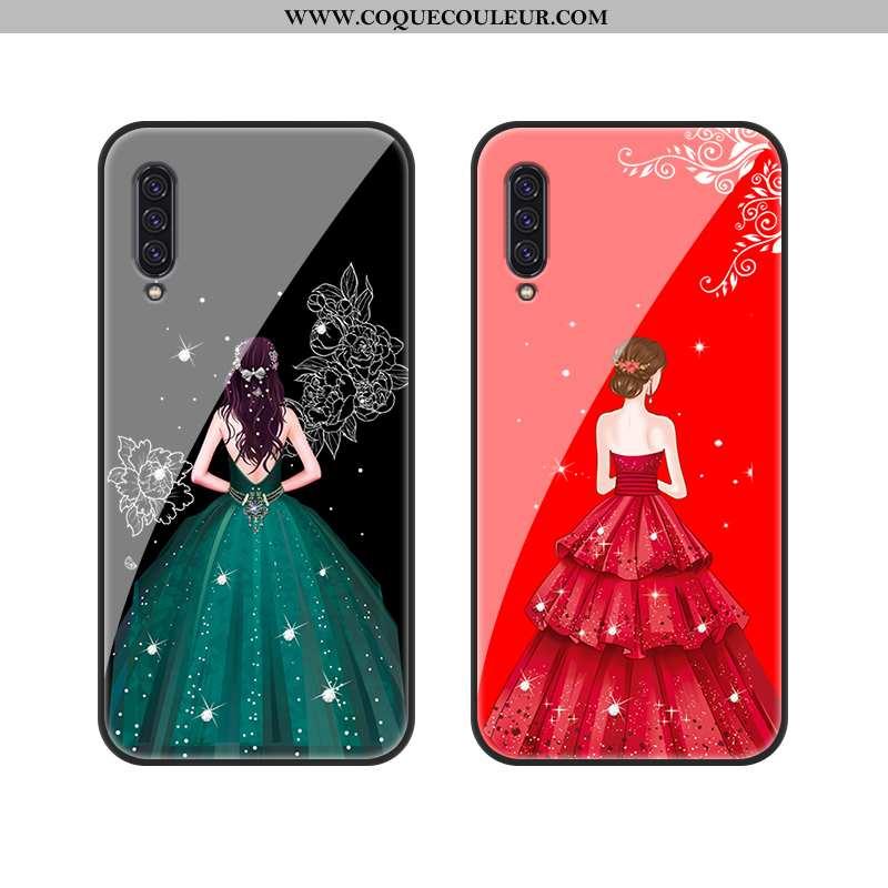 Housse Samsung Galaxy A90 5g Verre Tendance Téléphone Portable, Étui Samsung Galaxy A90 5g Personnal
