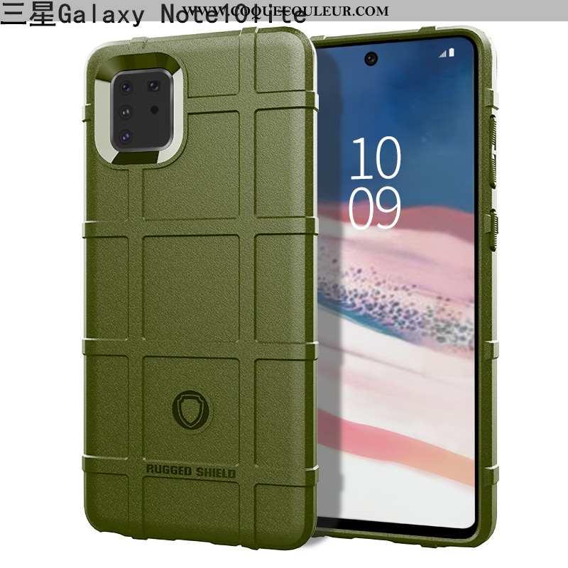Housse Samsung Galaxy Note 10 Lite Silicone Téléphone Portable Ballon, Étui Samsung Galaxy Note 10 L