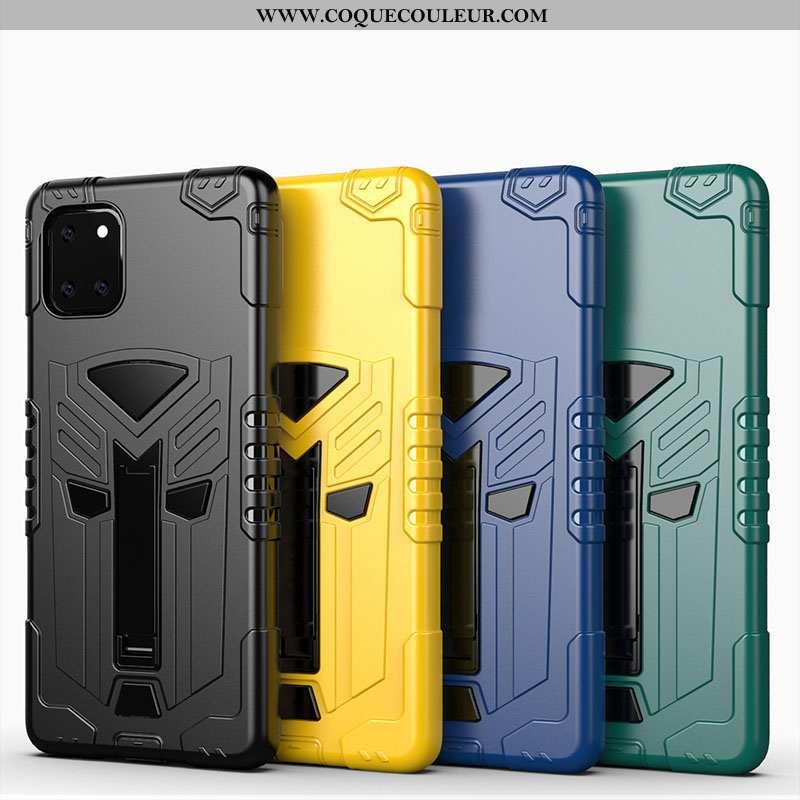 Housse Samsung Galaxy Note 10 Lite Silicone Support Fluide Doux, Étui Samsung Galaxy Note 10 Lite Pr