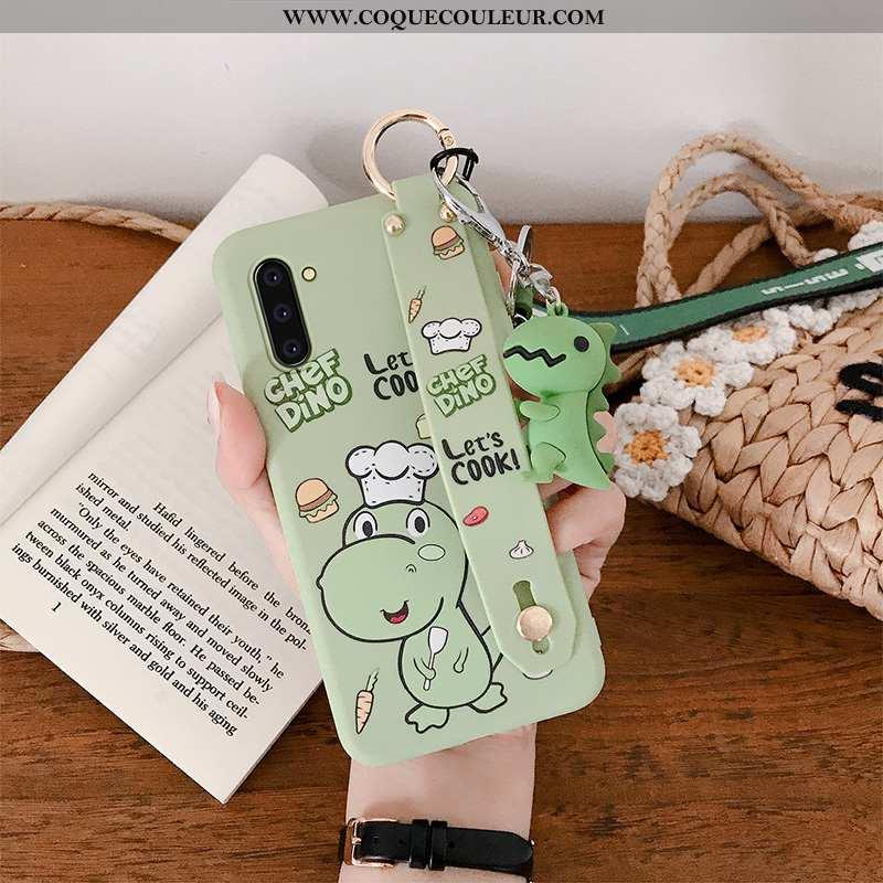 Housse Samsung Galaxy Note 10 Fluide Doux Incassable Téléphone Portable, Étui Samsung Galaxy Note 10