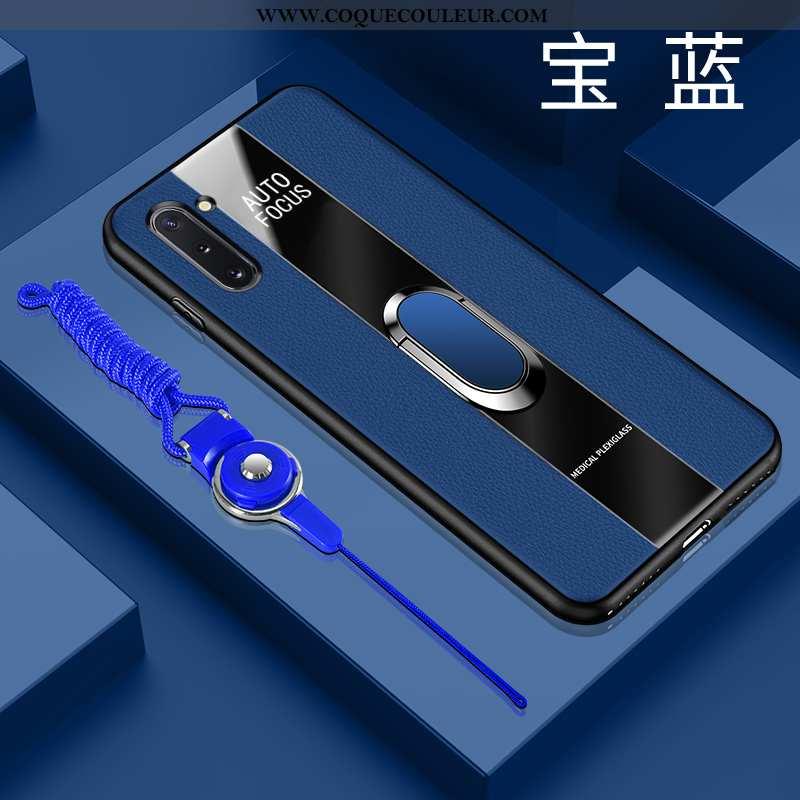 Housse Samsung Galaxy Note 10 Verre Incassable Silicone, Étui Samsung Galaxy Note 10 Fluide Doux Net