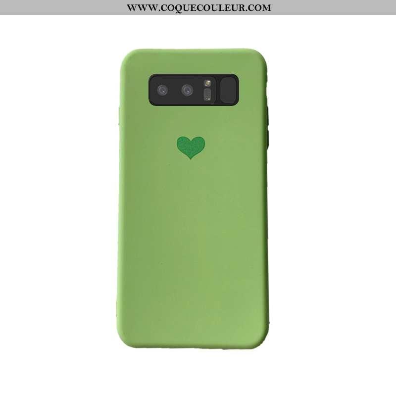 Étui Samsung Galaxy Note 8 Protection Téléphone Portable Ornements Suspendus, Coque Samsung Galaxy N