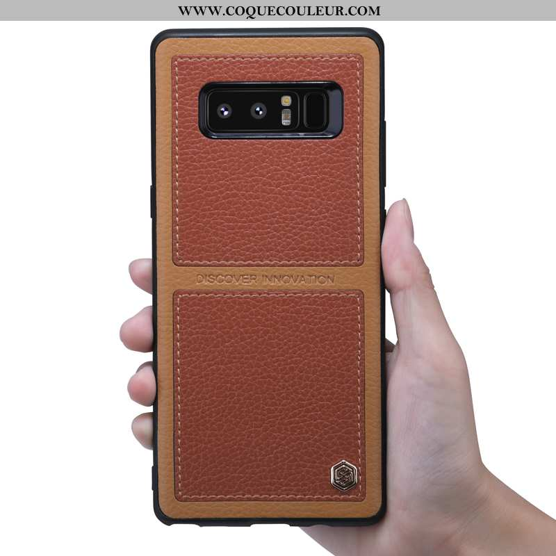 Coque Samsung Galaxy Note 8 Protection Fluide Doux Tout Compris, Housse Samsung Galaxy Note 8 Person