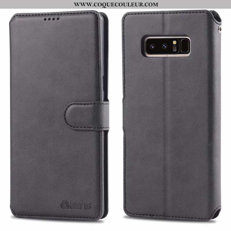 Étui Samsung Galaxy Note 8 Fluide Doux Ornements Suspendus Étui, Coque Samsung Galaxy Note 8 Silicon