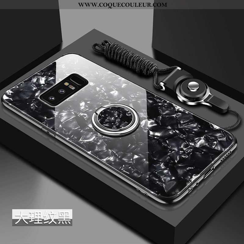 Housse Samsung Galaxy Note 8 Protection Étui Téléphone Portable, Samsung Galaxy Note 8 Verre Fluide