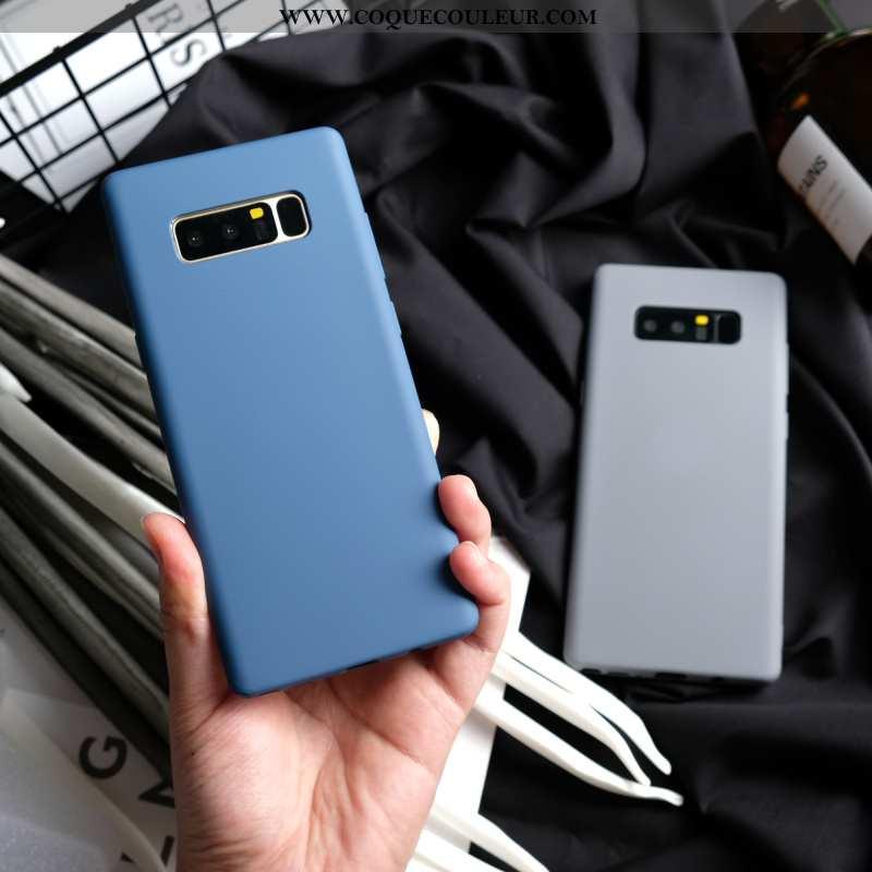 Étui Samsung Galaxy Note 8 Silicone Téléphone Portable Coque, Coque Samsung Galaxy Note 8 Protection
