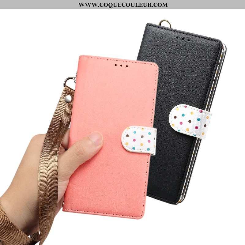 Housse Samsung Galaxy Note 9 Cuir Incassable, Étui Samsung Galaxy Note 9 Protection Téléphone Portab