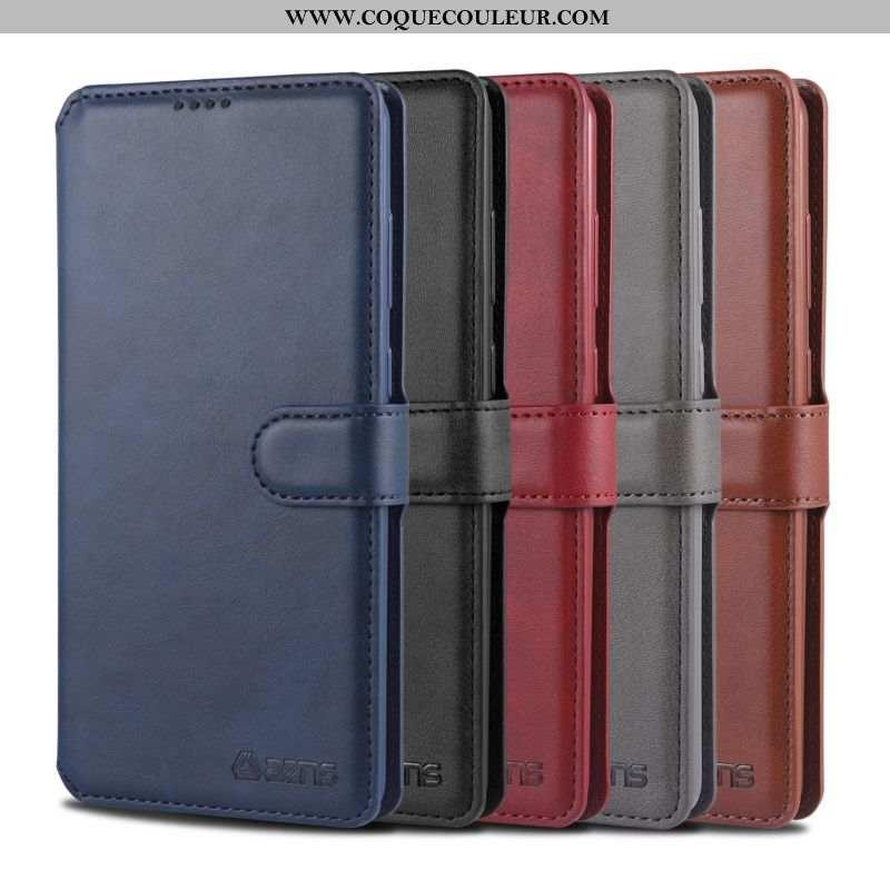 Étui Samsung Galaxy Note20 Protection Téléphone Portable, Coque Samsung Galaxy Note20 Portefeuille H