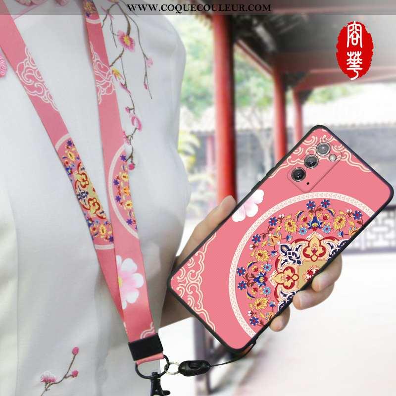 Coque Samsung Galaxy Note20 Protection Créatif, Housse Samsung Galaxy Note20 Délavé En Daim Tout Com