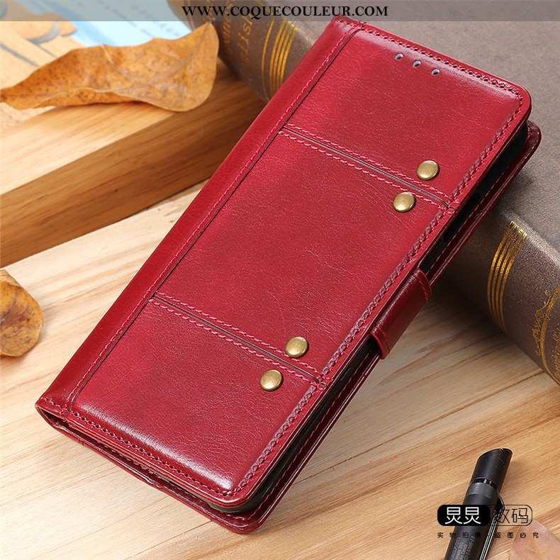 Étui Samsung Galaxy Note20 Silicone Coque Étui, Samsung Galaxy Note20 Protection Incassable Rouge
