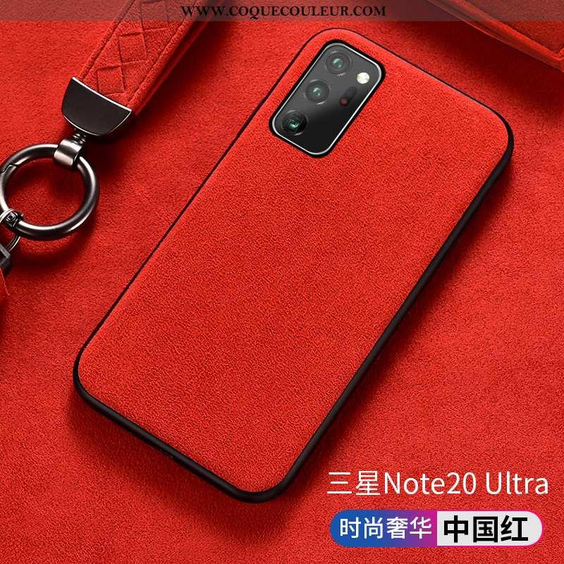 Étui Samsung Galaxy Note20 Ultra Silicone Incassable Téléphone Portable, Coque Samsung Galaxy Note20