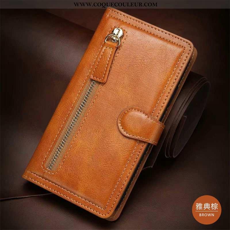 Housse Samsung Galaxy Note20 Ultra Cuir Véritable Téléphone Portable Étoile, Étui Samsung Galaxy Not