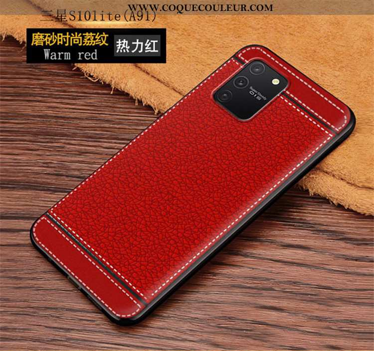 Housse Samsung Galaxy S10 Lite Modèle Fleurie Étui Coque, Samsung Galaxy S10 Lite Fluide Doux Créati