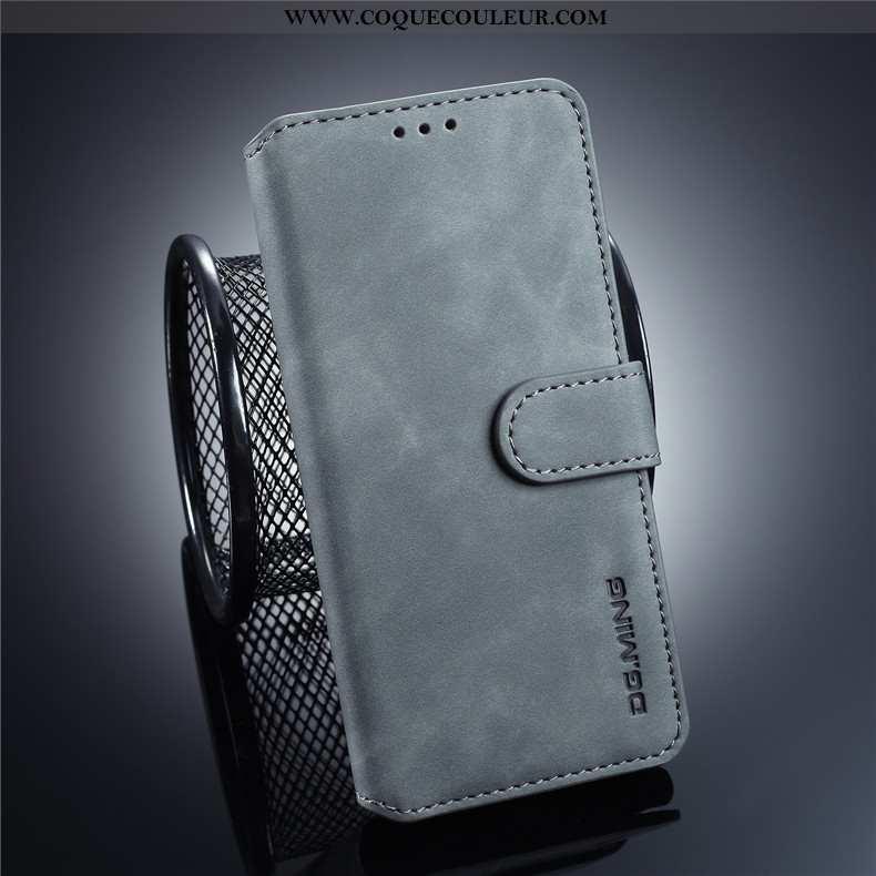 Étui Samsung Galaxy S10 Portefeuille Tout Compris Téléphone Portable, Coque Samsung Galaxy S10 Cuir