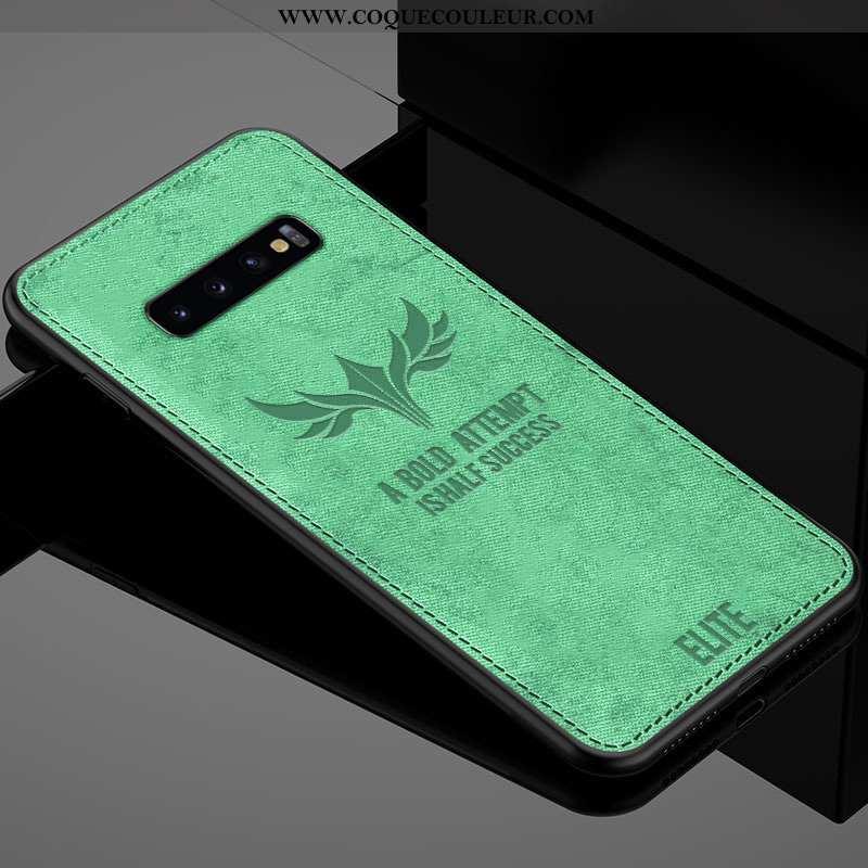 Étui Samsung Galaxy S10 Silicone Téléphone Portable Tendance, Coque Samsung Galaxy S10 Protection Ve