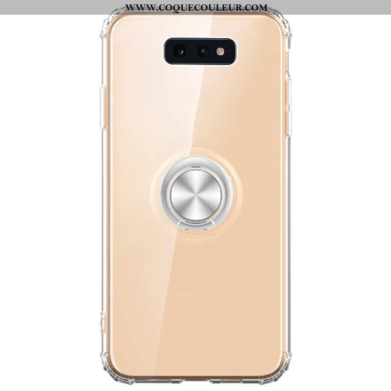 Coque Samsung Galaxy S10e Silicone Ballon Fluide Doux, Housse Samsung Galaxy S10e Transparent Une Ag