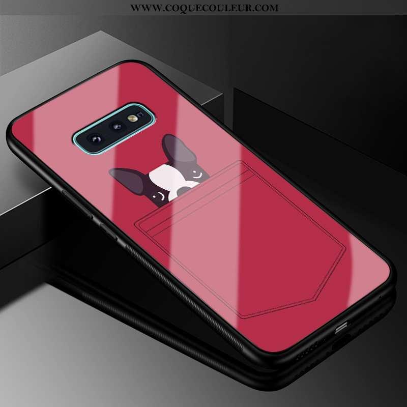 Coque Samsung Galaxy S10e Fluide Doux Étoile Tout Compris, Housse Samsung Galaxy S10e Silicone Verre