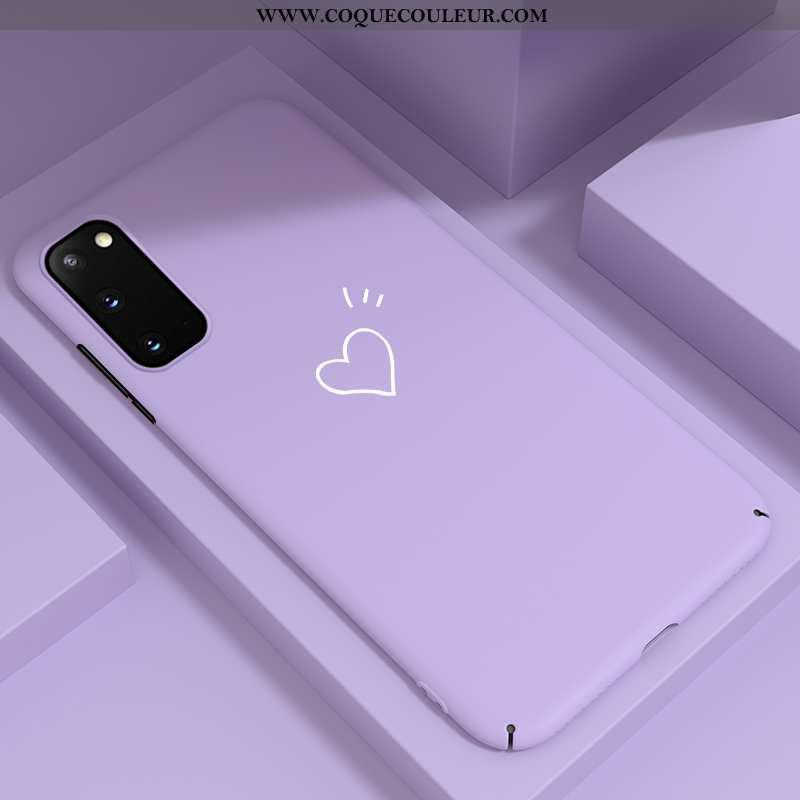 Étui Samsung Galaxy S20 Ultra Difficile Délavé En Daim, Coque Samsung Galaxy S20 Tendance Incassable