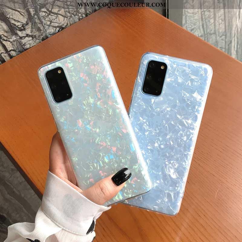 Housse Samsung Galaxy S20 Ornements Suspendus Rêver Coque, Étui Samsung Galaxy S20 Tendance Mode Ble