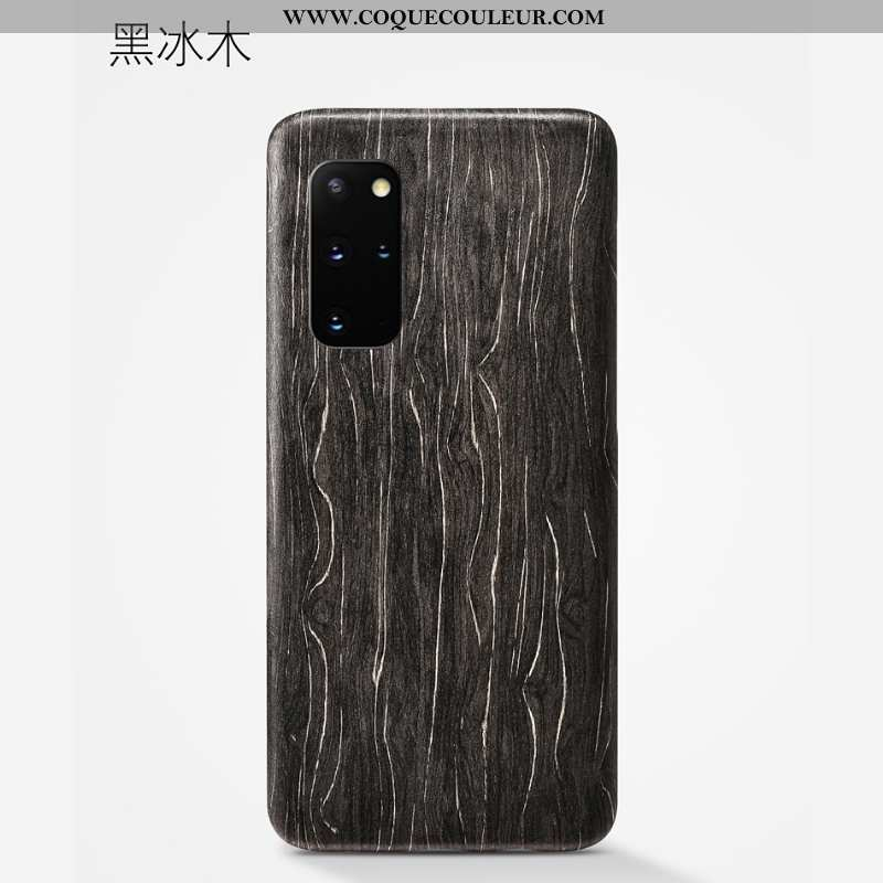 Housse Samsung Galaxy S20+ Protection Incassable Noir, Étui Samsung Galaxy S20+ Ornements Suspendus