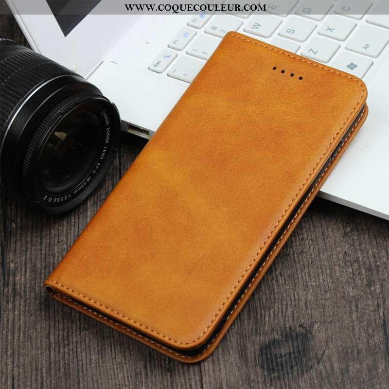 Étui Samsung Galaxy S20+ Cuir Véritable Business Portefeuilles, Coque Samsung Galaxy S20+ Téléphone