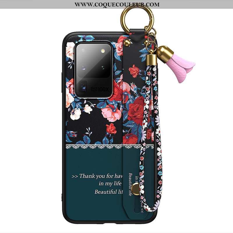 Housse Samsung Galaxy S20 Ultra Créatif Protection Coque, Étui Samsung Galaxy S20 Ultra Fluide Doux