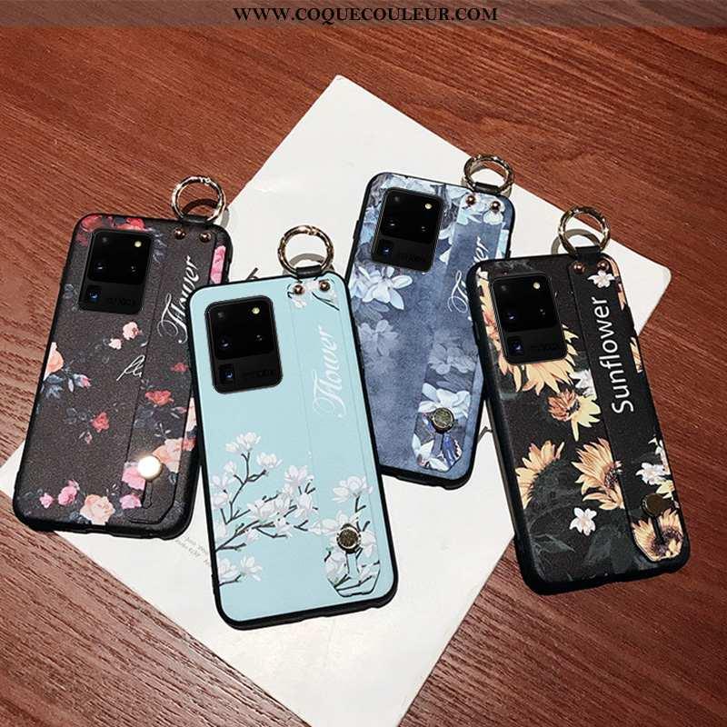 Housse Samsung Galaxy S20 Ultra Protection Créatif Téléphone Portable, Étui Samsung Galaxy S20 Ultra