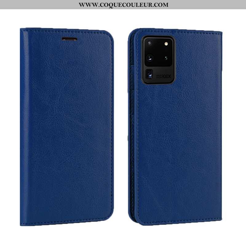 Étui Samsung Galaxy S20 Ultra Protection Tout Compris Étui, Coque Samsung Galaxy S20 Ultra Luxe Qual