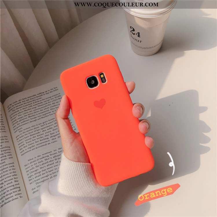 Coque Samsung Galaxy S6 Edge Charmant Tout Compris Vent, Housse Samsung Galaxy S6 Edge Silicone Oran