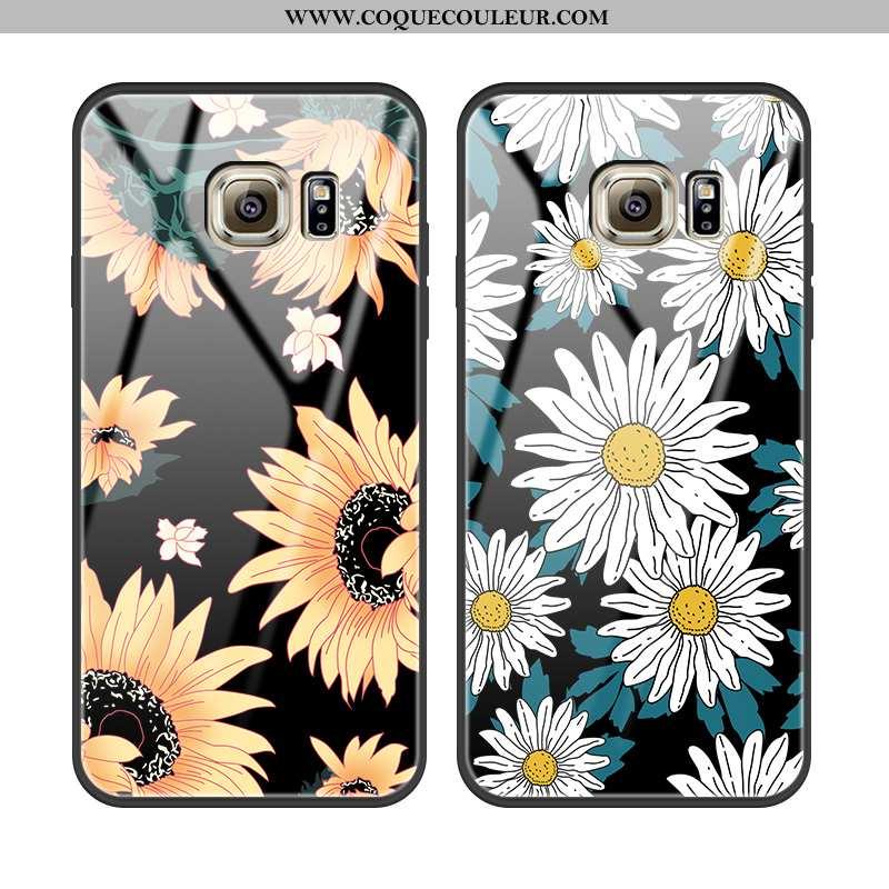 Housse Samsung Galaxy S6 Edge Protection Tout Compris Téléphone Portable, Étui Samsung Galaxy S6 Edg