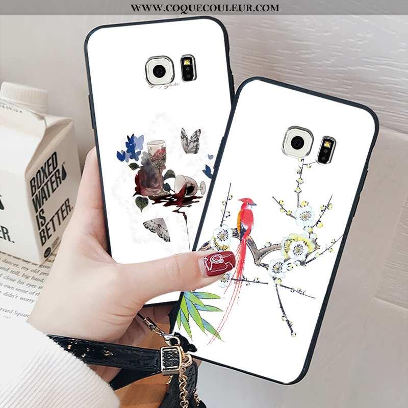 Housse Samsung Galaxy S6 Créatif Téléphone Portable Tout Compris, Étui Samsung Galaxy S6 Tendance Ve