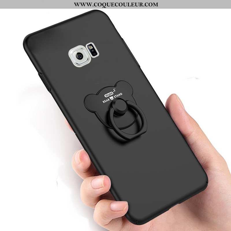 Étui Samsung Galaxy S6 Ornements Suspendus Coque Petit, Samsung Galaxy S6 Créatif Noir