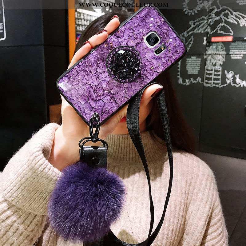 Étui Samsung Galaxy S7 Edge Tendance Incassable Téléphone Portable, Coque Samsung Galaxy S7 Edge Flu